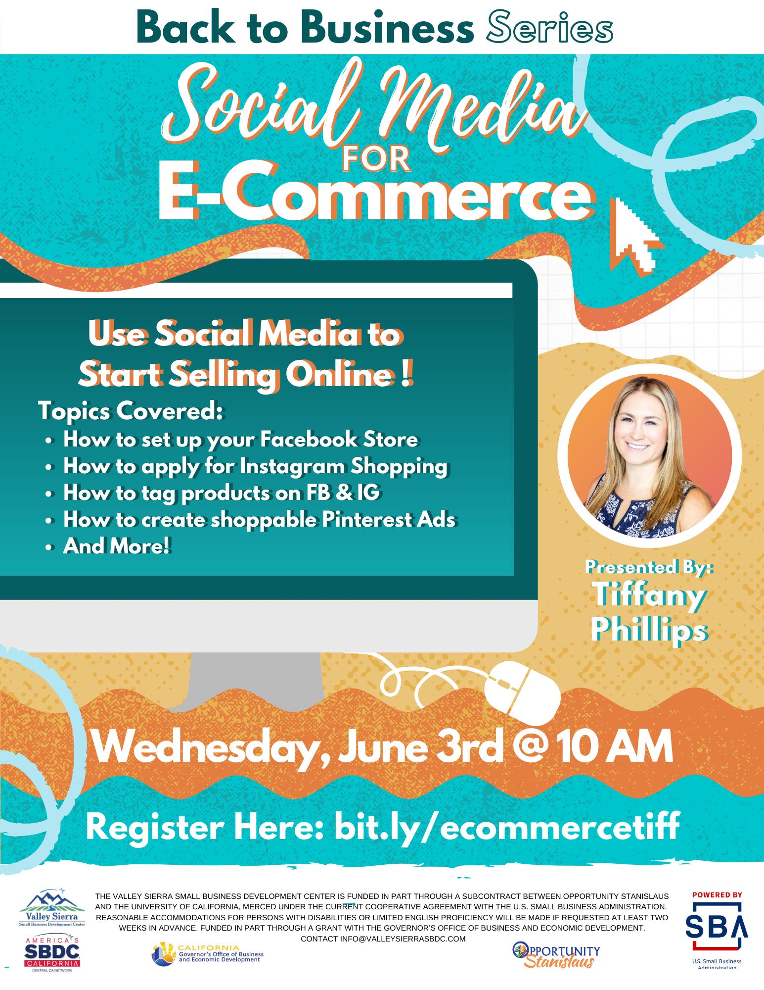 E-Commerce Flyer
