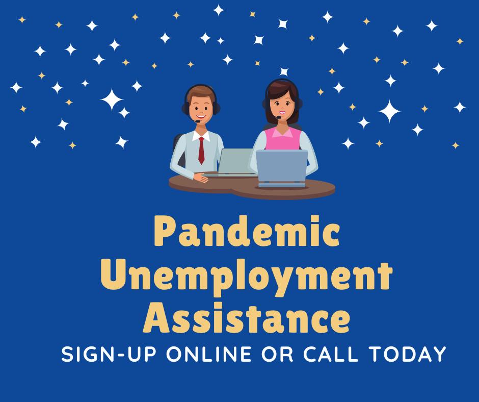 Pandemic Unemployment Assistance Image