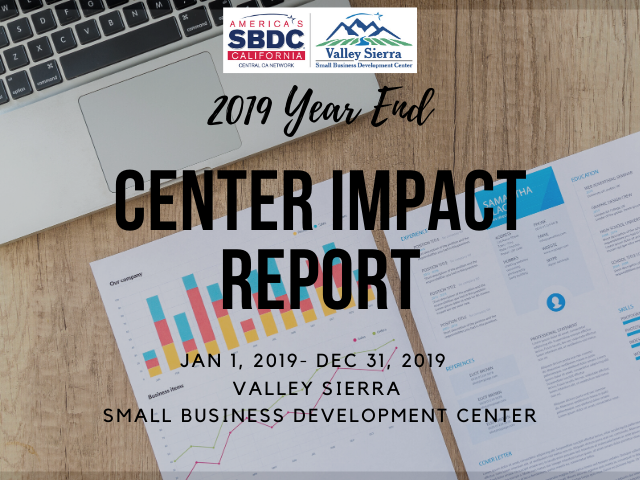 2019 Center Impact Report Image