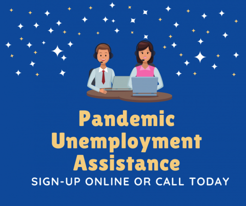 Pandemic Unemployment Assistance Image
