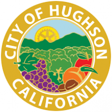 City of Hughson California logo