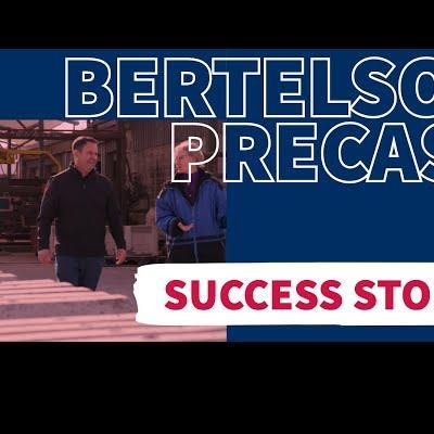 Bertelson Precast, Modesto